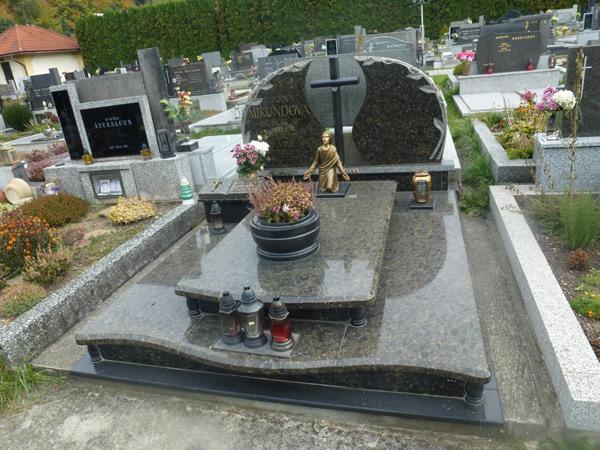 Exkluzivní hroby - 1