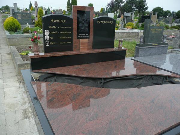 Exkluzivní hroby - 6