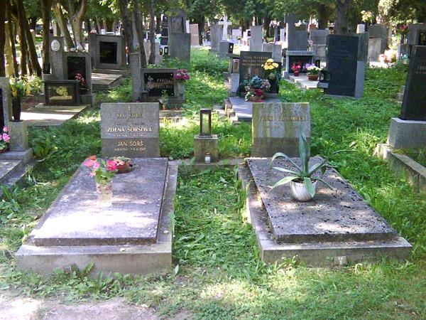Renovace hrobů - 2