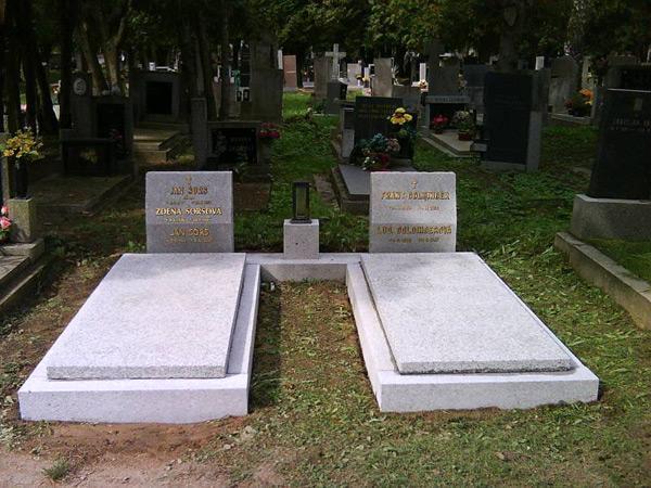 Renovace hrobů - 3