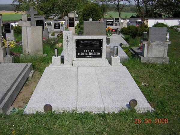 Renovace hrobů - 5