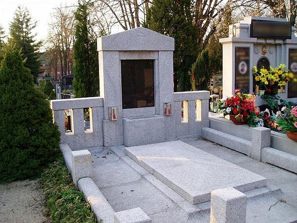 Renovace hrobů - 11