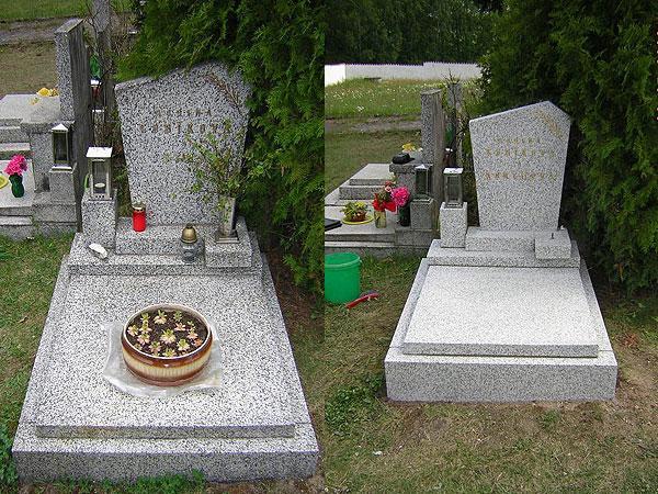 Renovace hrobů - 12