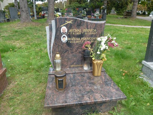 Urnové pomníky - 3