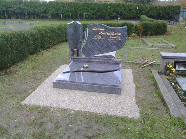 Urnové pomníky - 15