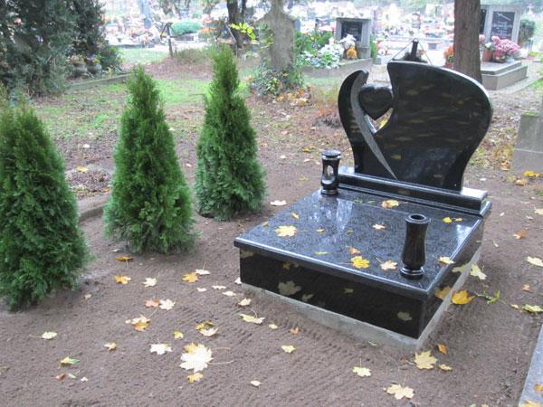 Urnové pomníky - 25