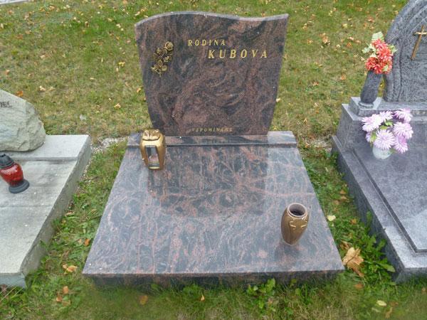 Urnové pomníky - 26