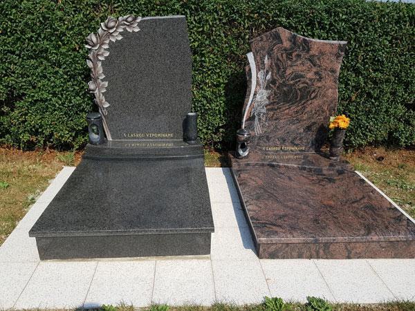 Urnové pomníky - 31
