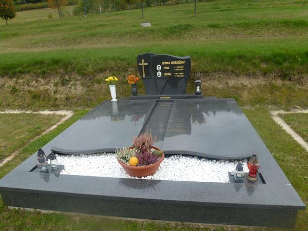 Zakrytí hrobů - 2