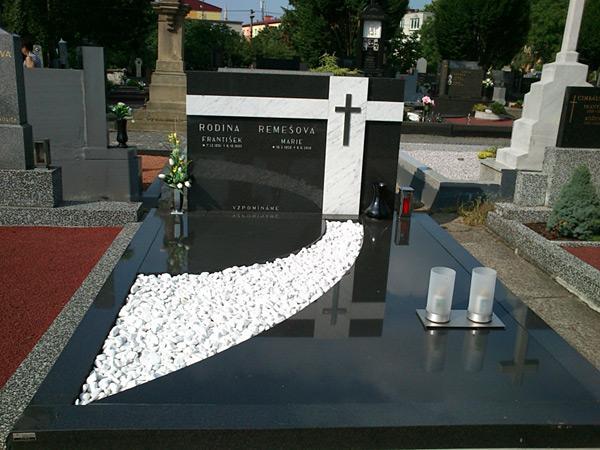 Zakrytí hrobů - 4