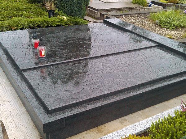 Zakrytí hrobů - 7