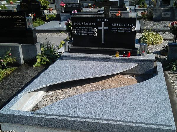 Zakrytí hrobů - 8