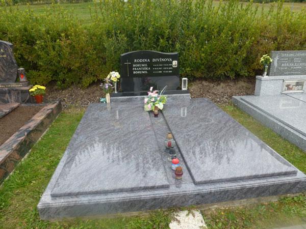 Zakrytí hrobů - 10