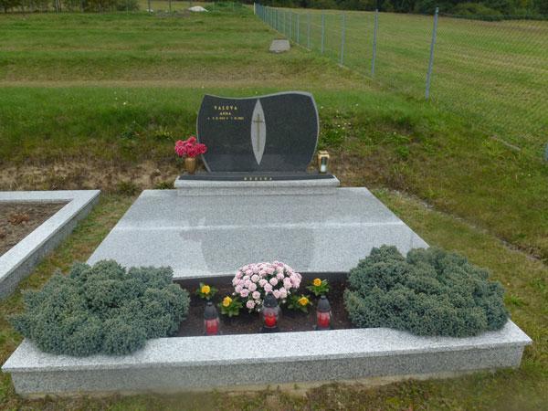 Zakrytí hrobů - 11