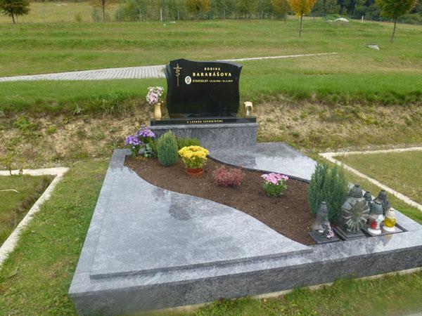 Zakrytí hrobů - 12