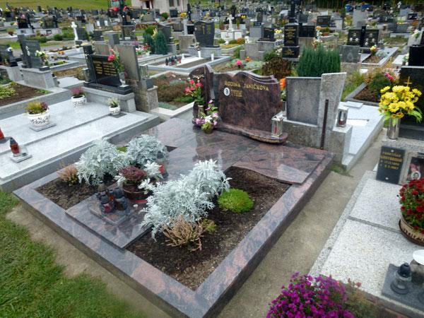 Zakrytí hrobů - 15