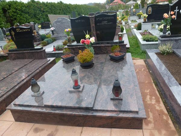 Zakrytí hrobů - 19