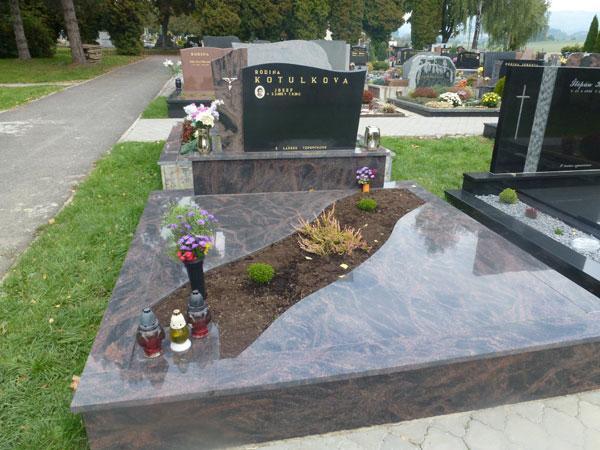 Zakrytí hrobů - 21