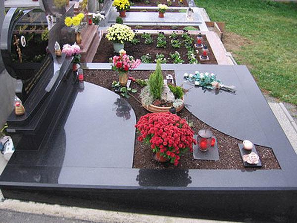 Zakrytí hrobů - 22