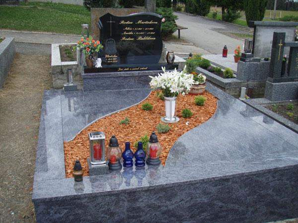 Zakrytí hrobů - 25