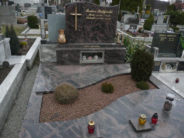 Zakrytí hrobů - 26