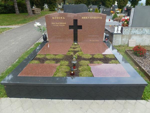 Zakrytí hrobů - 27