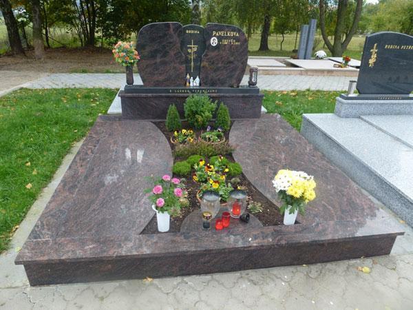 Zakrytí hrobů - 29